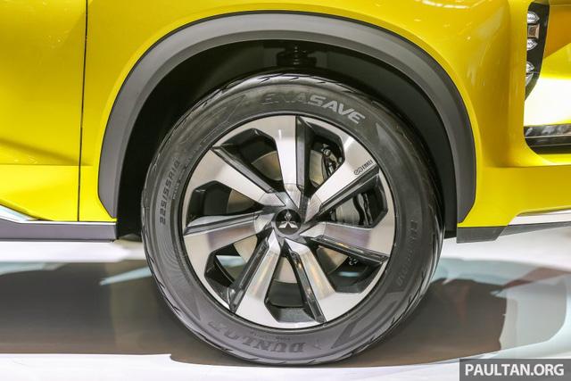 Ngắm trước xe MPV lai SUV Mitsubishi XM sẽ góp mặt trong triển lãm Ô tô Việt Nam 2017 - Ảnh 5.