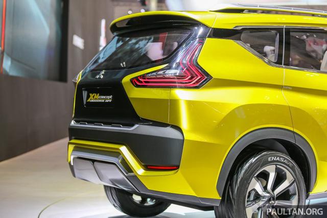Ngắm trước xe MPV lai SUV Mitsubishi XM sẽ góp mặt trong triển lãm Ô tô Việt Nam 2017 - Ảnh 6.