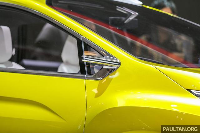 Ngắm trước xe MPV lai SUV Mitsubishi XM sẽ góp mặt trong triển lãm Ô tô Việt Nam 2017 - Ảnh 7.