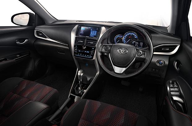 Toyota Yaris Ativ - phiên bản giá rẻ của Vios - chính thức ra mắt Đông Nam Á - Ảnh 10.