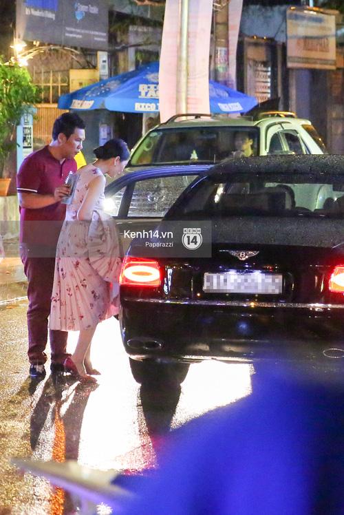 Vợ chồng ca sỹ Lệ Quyên xuất hiện cùng xe sang tiền tỷ Bentley Flying Spur V8 mới tậu - Ảnh 5.