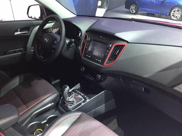 Crossover cỡ nhỏ Hyundai ix25 2017 trình làng với giá tốt - Ảnh 7.