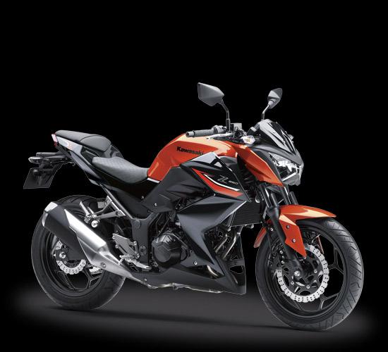 Kawasaki tung ra phiên bản mới của dòng naked bike Z250 ABS - Ảnh 1.