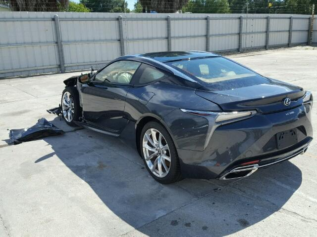 Đây có lẽ là chiếc xe sang Lexus LC500 2018 đầu tiên gặp nạn trên toàn thế giới - Ảnh 5.