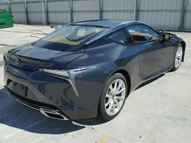 Đây có lẽ là chiếc xe sang Lexus LC500 2018 đầu tiên gặp nạn trên toàn thế giới - Ảnh 6.
