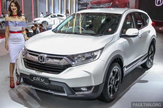 Mazda CX-5 giảm giá sâu, mua Honda CR-V tặng kèm Honda SH: Nên vui hay nên buồn - Ảnh 4.