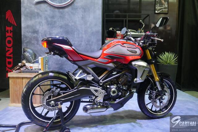 Cận cảnh Honda CB150R ExMotion Street Café mới ra mắt Đông Nam Á - Ảnh 3.