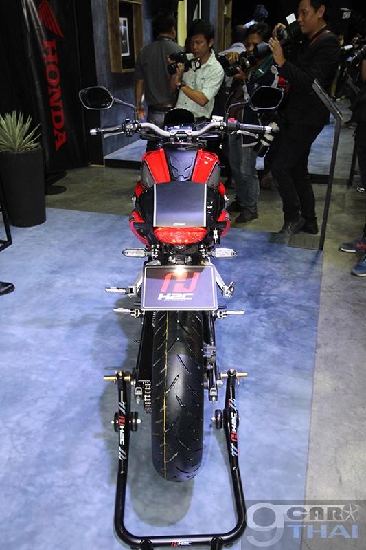 Cận cảnh Honda CB150R ExMotion Street Café mới ra mắt Đông Nam Á - Ảnh 6.