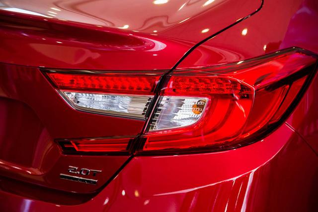 Honda Accord 2018 lên dây chuyền sản xuất, sẵn sàng đối đầu khắc tinh Toyota Camry - Ảnh 4.