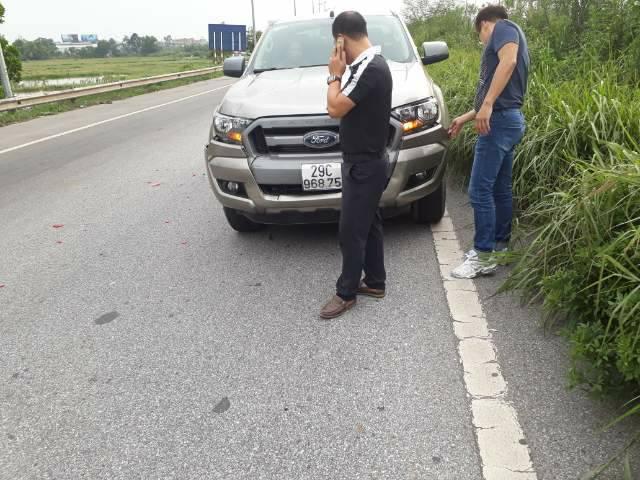 Toyota Vios biến dạng sau tai nạn, cư dân mạng ngao ngán - Ảnh 1.