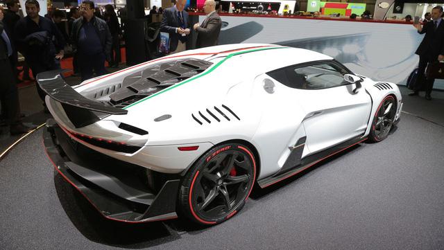 Chiếc siêu xe Italdesign Zerouno ra đời từ Lamborghini Huracan đầu tiên được giao cho khách - Ảnh 4.