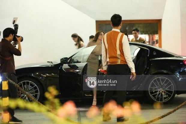 Hồ Ngọc Hà lái Maserati Ghibli S Q4 đi sinh nhật Đàm Vĩnh Hưng ngay sau khi nhận xe - Ảnh 6.