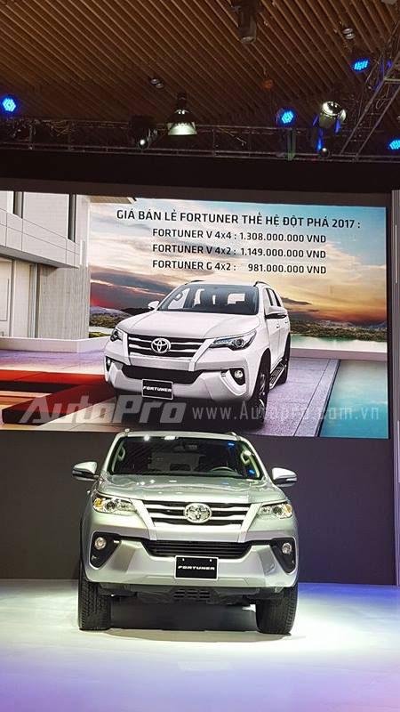 Một đại lý Toyota ở Hà Nội bất ngờ đưa ra giá dự kiến của Fortuner bản máy dầu, số tự động mới - Ảnh 1.