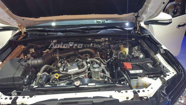 Một đại lý Toyota ở Hà Nội bất ngờ đưa ra giá dự kiến của Fortuner bản máy dầu, số tự động mới - Ảnh 4.