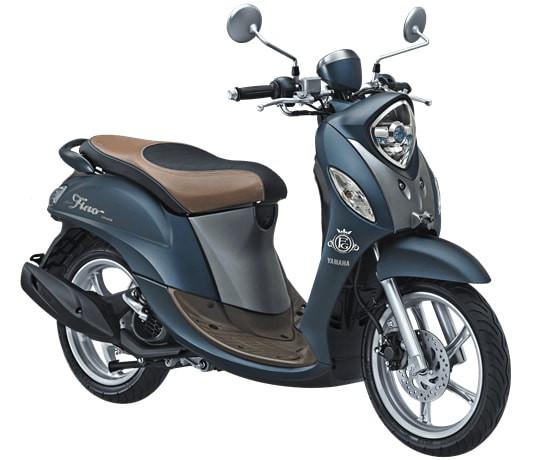 Xe ga Yamaha Fino 125 2017 trình làng với lốp không săm, giá từ 29 triệu Đồng - Ảnh 2.