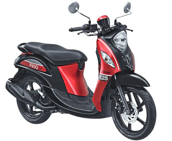 Xe ga Yamaha Fino 125 2017 trình làng với lốp không săm, giá từ 29 triệu Đồng - Ảnh 3.