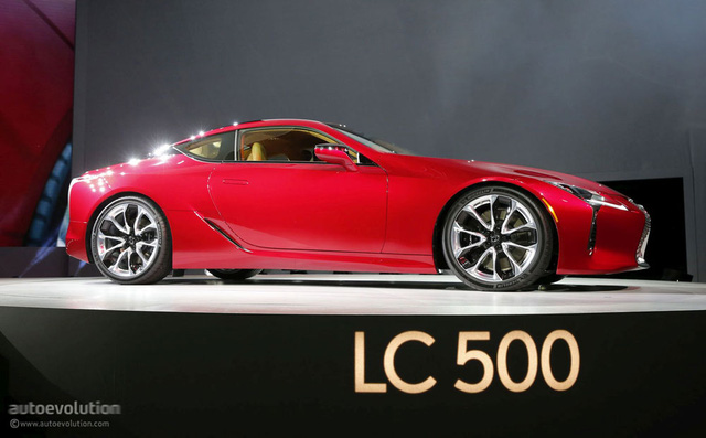 Xe thể thao hạng sang Lexus LC500 2018 rục rịch cập bến Việt Nam - Ảnh 3.