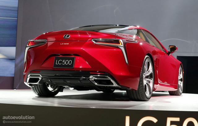 Xe thể thao hạng sang Lexus LC500 2018 rục rịch cập bến Việt Nam - Ảnh 5.