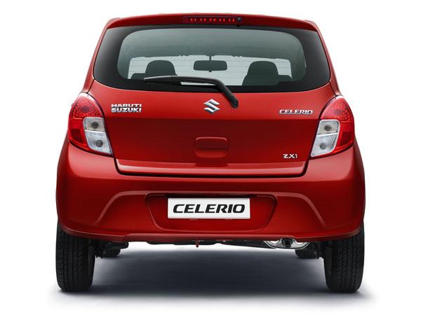 Diện kiến Suzuki Celerio 2017 có giá khởi điểm chưa đến 150 triệu Đồng - Ảnh 3.