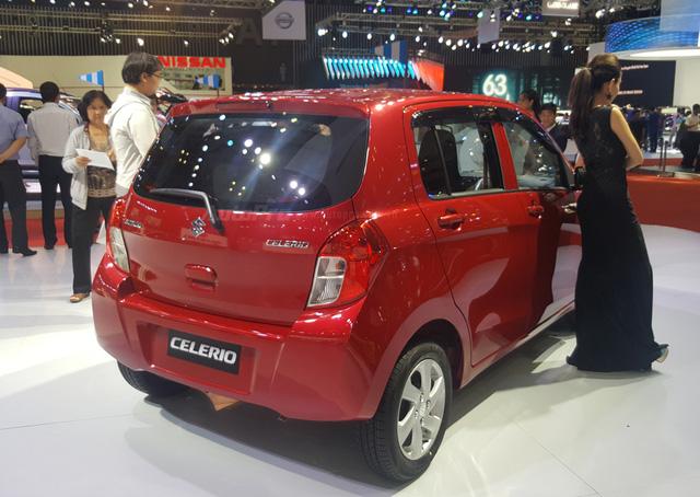 Diện kiến Suzuki Celerio 2017 có giá khởi điểm chưa đến 150 triệu Đồng - Ảnh 4.