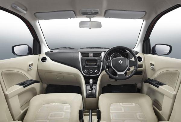 Diện kiến Suzuki Celerio 2017 có giá khởi điểm chưa đến 150 triệu Đồng - Ảnh 6.