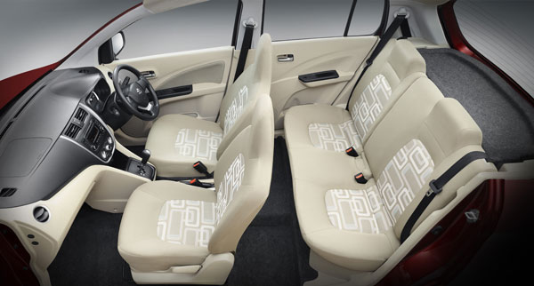 Diện kiến Suzuki Celerio 2017 có giá khởi điểm chưa đến 150 triệu Đồng - Ảnh 8.
