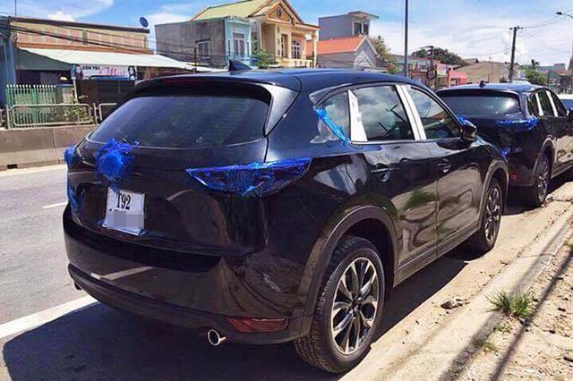 Mazda CX-5 2017 tiếp tục bị bắt gặp chạy thử tại Việt Nam - Ảnh 3.