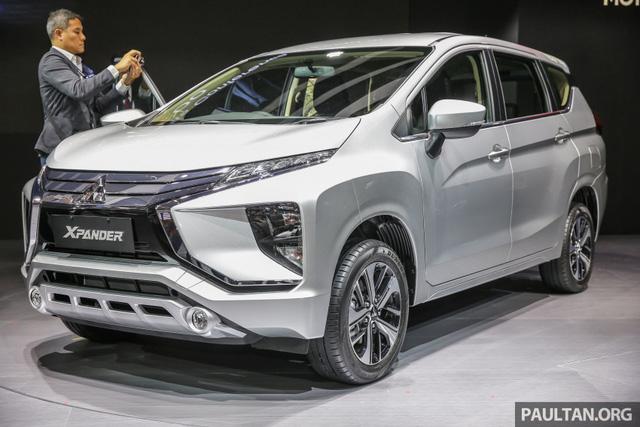 Trong 3 năm tới, Mitsubishi sẽ tung ra 6 mẫu xe hoàn toàn mới - Ảnh 2.