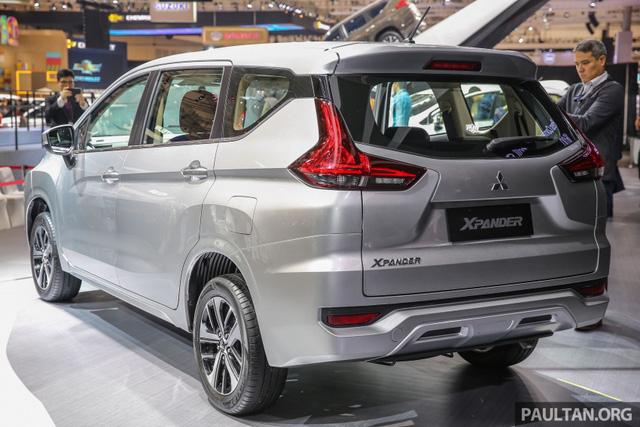 Trong 3 năm tới, Mitsubishi sẽ tung ra 6 mẫu xe hoàn toàn mới - Ảnh 4.