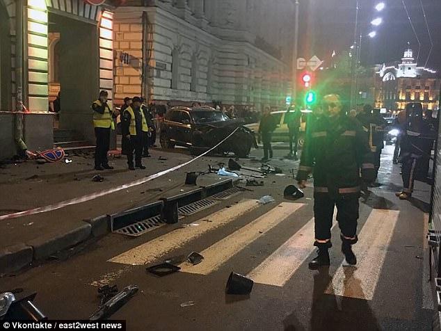 Con gái triệu phú Ukraine lái xe Lexus vượt đèn đỏ, gây tai nạn liên hoàn khiến 6 người tử vong - Ảnh 4.