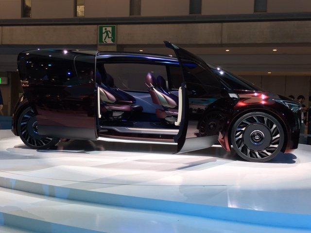 Gặp gỡ Toyota Fine-Comfort Ride - mẫu xe bẻ cong định nghĩa sedan truyền thống - Ảnh 4.