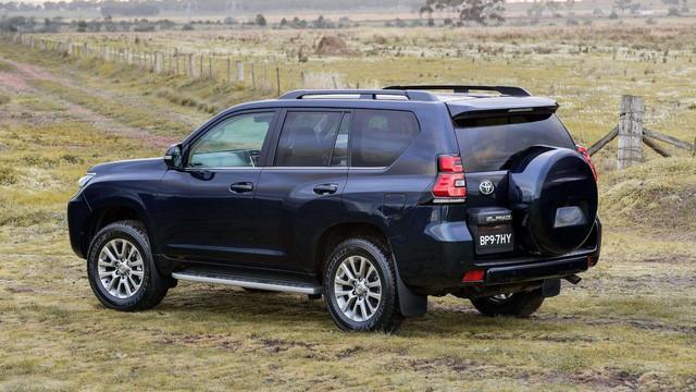 Toyota Land Cruiser Prado 2018 bản máy xăng 2.7L sẽ bị khai tử tại Trung Quốc - Ảnh 3.