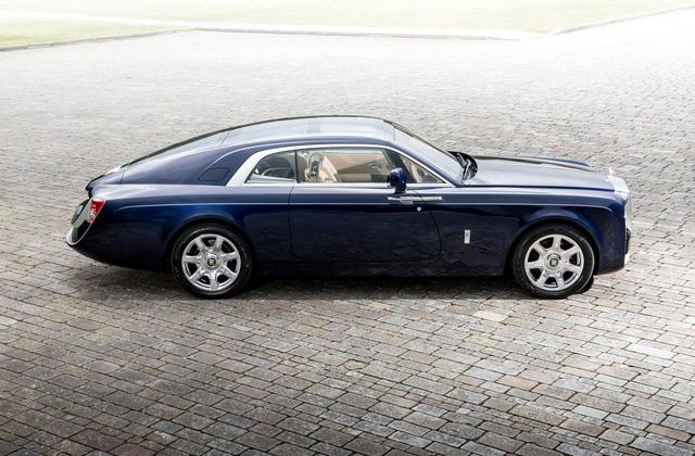Rolls-Royce độc nhất vô nhị trị giá 288 tỷ Đồng bị bắt gặp tại Na Uy - Ảnh 4.
