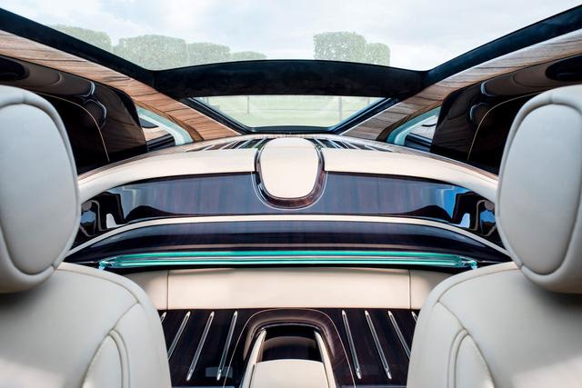 Rolls-Royce độc nhất vô nhị trị giá 288 tỷ Đồng bị bắt gặp tại Na Uy - Ảnh 7.