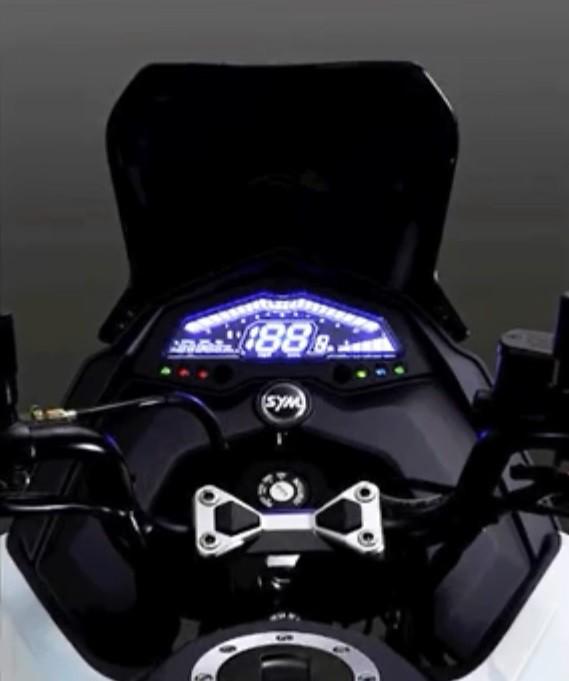 SYM Trazer 200 - Xe adventure cho người mới chơi mô tô - Ảnh 5.