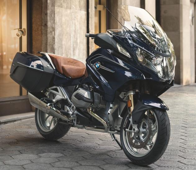 BMW nâng cấp hàng loạt mẫu mô tô phân khối lớn lên phiên bản 2018 - Ảnh 3.