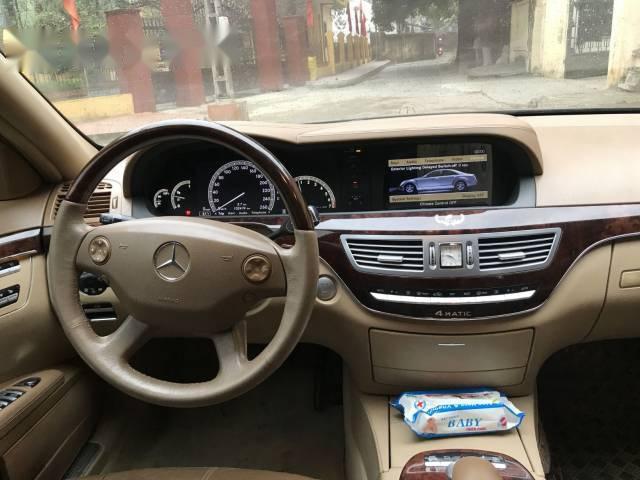 Mercedes S550 4Matic 10 năm tuổi giá chỉ còn 790 triệu đồng tại Hà Nội - Ảnh 5.
