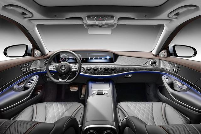 Mercedes-Benz S-Class 2018 lộ giá bán tại Việt Nam từ 4,2 tỷ đồng - Ảnh 4.