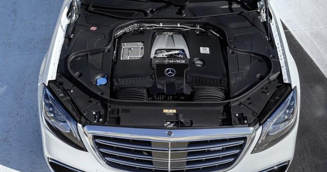 Mercedes-Benz S-Class 2018 lộ giá bán tại Việt Nam từ 4,2 tỷ đồng - Ảnh 6.