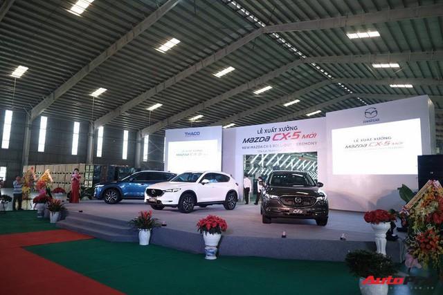 Giá lăn bánh các phiên bản của Mazda CX-5 2018 tại Việt Nam - Ảnh 3.