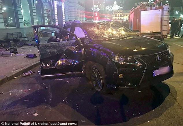 Khoảnh khắc con gái triệu phú Ukraine lái Lexus gây tai nạn liên hoàn khiến 11 người thương vong - Ảnh 5.