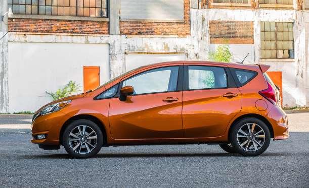 10 mẫu xe mới giá rẻ nhất năm 2017 - Ảnh 5.
