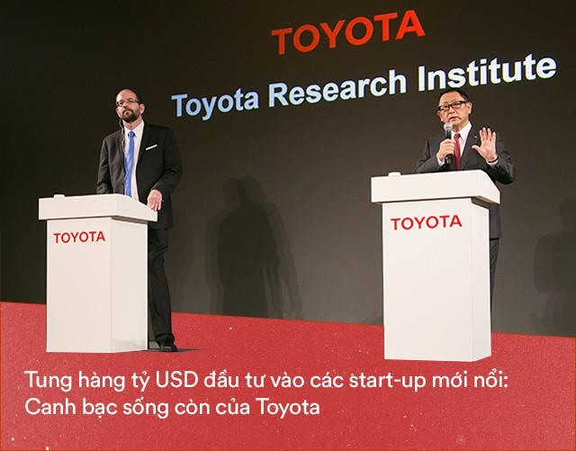 Akio Toyoda: Cháu nội của ông tổ Toyota bước lên CEO từ nhân viên với trách nhiệm nặng nề - Ảnh 3.