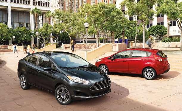 10 mẫu xe mới giá rẻ nhất năm 2017 - Ảnh 7.