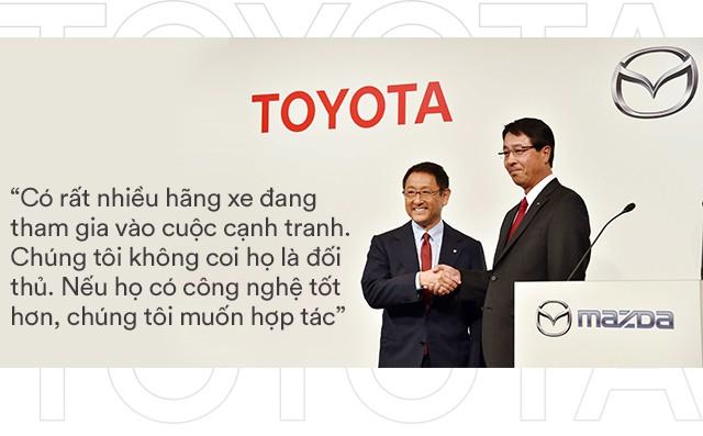 Akio Toyoda: Cháu nội của ông tổ Toyota bước lên CEO từ nhân viên với trách nhiệm nặng nề - Ảnh 5.