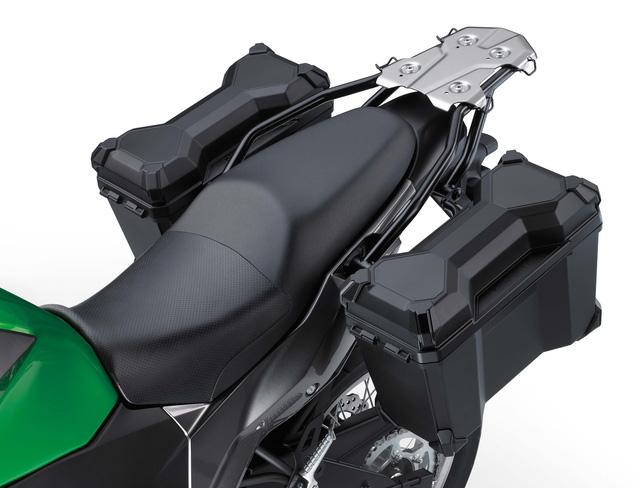 Xế phượt Kawasaki Versys-X 300 2017 sắp ra mắt tại Việt Nam, giá từ 150 triệu Đồng - Ảnh 9.