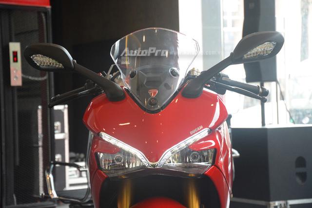Cận cảnh Ducati SuperSport 2017 phiên bản S có giá 571 triệu Đồng - Ảnh 14.