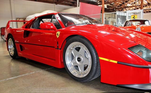 Nguyễn Quốc Cường 'mê quá' một siêu xe Ferrari, muốn chốt kèo ngay và luôn - Ảnh 8.