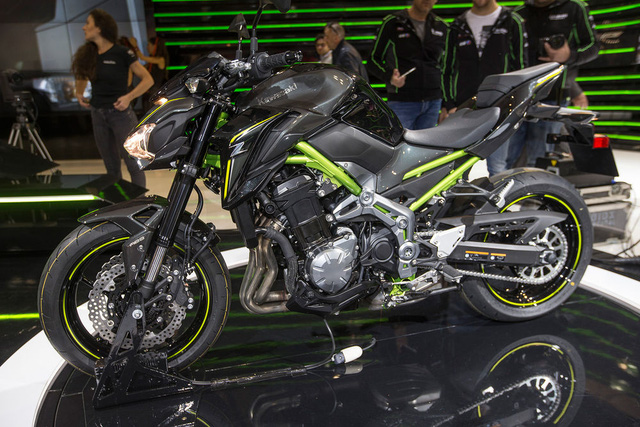 Cặp đôi naked bike Kawasaki Z900 và Z650 2017 sắp ra mắt Việt Nam với giá thơm - Ảnh 2.