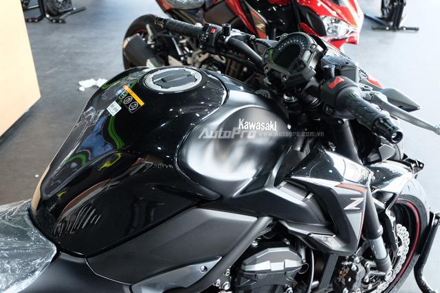 Kawasaki Z900 2018 về Việt Nam, thêm màu sơn mới, giá không đổi - Ảnh 15.